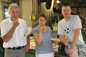 SHK Innung München_WM-Equipment zum Stadtgründungfest